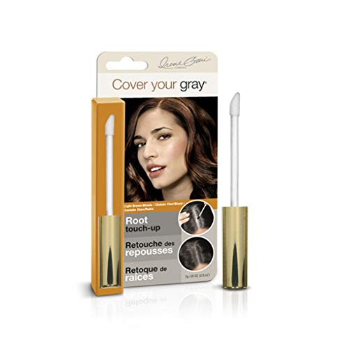 Cover Your gray Root Touch Up Light Brown/Blonde (Pack Of 3) (couleurs)