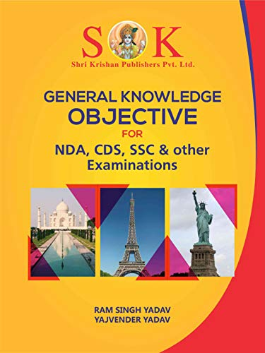 GK General Knowledge for NDA, CDS, and other UPSC and SSC Exams in English Medium