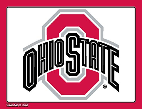 Wow!Pad Extra Large 9' x 12.5' Collegiate Tailgate Gaming Mouse Pad, Made in USA, Ohio State