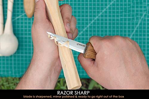 BeaverCraft Sloyd Knife