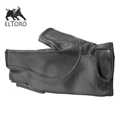 elToro Bogenhandschuh Panther für die Linke Hand (S)