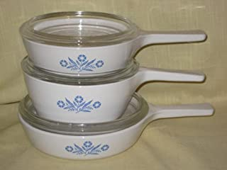 6 Piece Set - Corning
