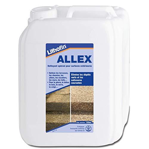 Lithofin ALLEX Grünbelagentferner 5 Liter
