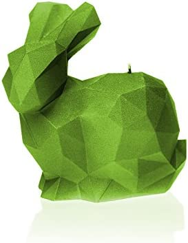 We OFFer Bargain sale at cheap prices Candellana Candles Candellana-Giant Large Rabbit Candle-Lime