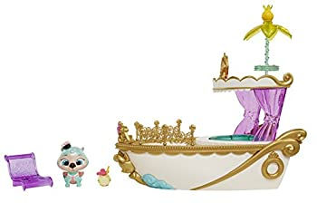 Palace Pets S.S Pawcation Royal Yacht Playset