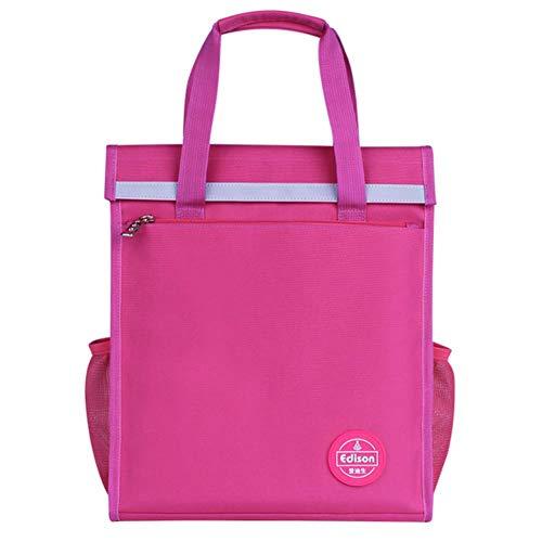 UKKD Mochila School Bag Children Backpack Boy Girl School Backpack Miracle Series Cartoon Student Bag 3D Printing Backpack,Tutorial Bag Pink