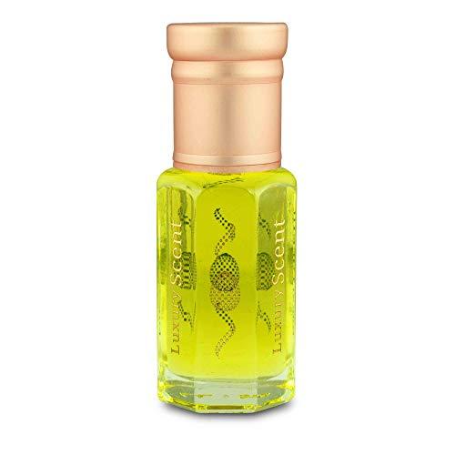 Aceite de perfume Safari Q cremoso floral almizclado 6 ml botella de perfume de lujo Scent Premium calidad Attar fragancia larga duración