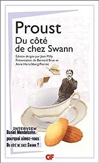 A la recherche du temps perdu, tome 1 : Du côté de chez Swann par Marcel Proust
