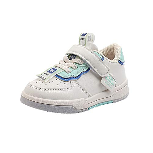 1-6 Años,SO-buts Niños Pequeños Niñas Niños Zapatillas Informales Zapatillas Deportivas Ligeras Y Transpirables para Correr Zapatos (Naranja,23)