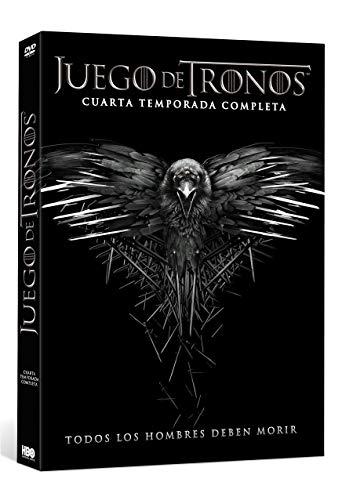 Juego De Tronos Temporada 4 [DVD]