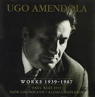 Ugo Amendola: Works 1939 / 198