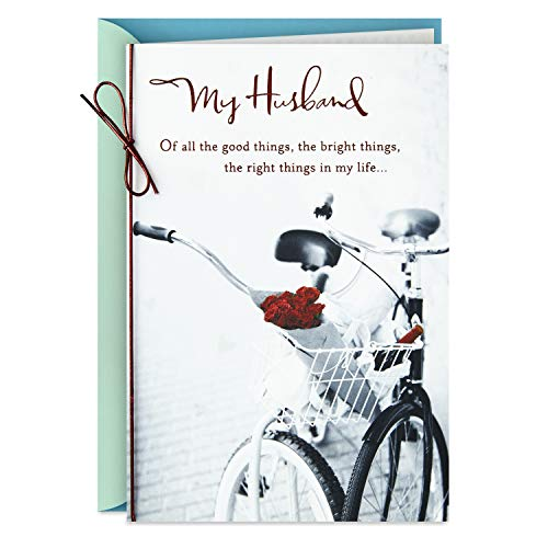 Hallmark Father's Day Card for Husband (You are The Best)