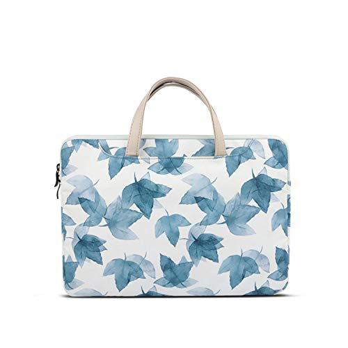 Laptoptasche 11.6 13 14 15 15,6 Zoll wasserdichte Notebooktaschen Sleeve für Asus MacBook Air Pro Handtasche Cover Case für Damen Herren YH002-15,6 Zoll