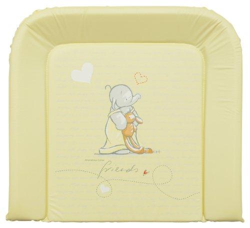 bébé-jou 6802 - Wickelauflage 3-keil Humphreys Gelb