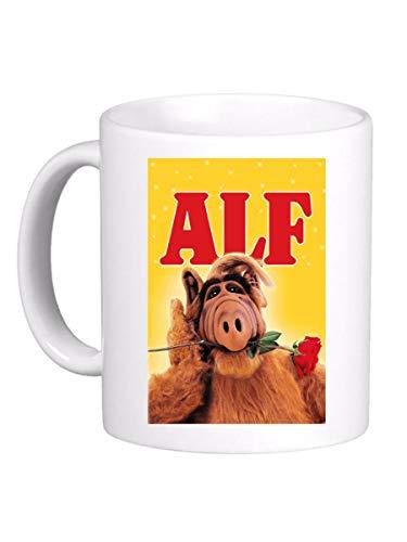 PressYou Tasse Alf L?Alien Rose