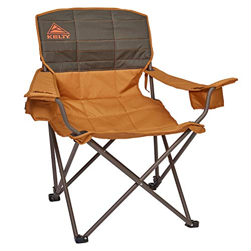 camping chair that reclines back