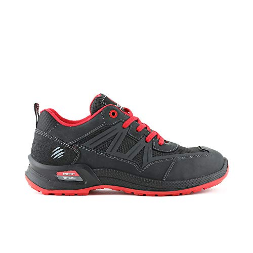 Fighter Specialized in the worst land EV0122_AKORI Negro Size: 40 EU
