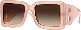 Burberry BE4312 Square Sungl for Women + FREE Complimentary Eyewear Kit