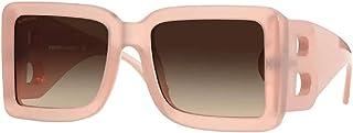 بربري BE4312 نظارة شمسية مربعة للنساء + مجموعة نظارات مجانية