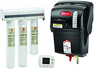 Honeywell HM612A1000 STEAM 12 gal with HumidiPRO Digital Humidity Control and RO Filter Kit