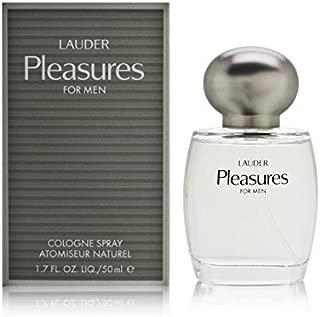 Pleasures for Men by Estee Lauder Cologne Spray 50ml. 1.7 FL. OZ.