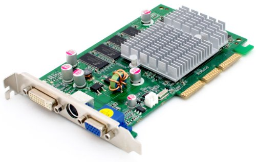 Sparkle PC 700018GeForce FX 5200256MB AGP Tarjeta gráfica sf8834dt256mbi