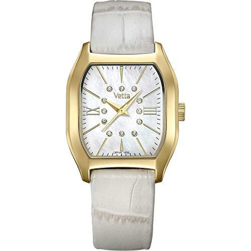 Reloj de pulsera Vetta para mujer VW0067 clásico cód. VW0067