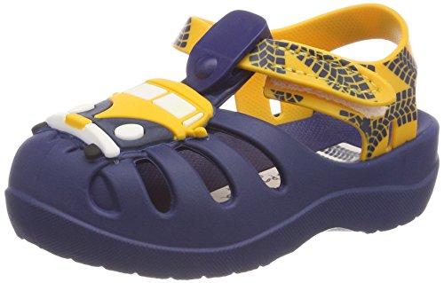 Ipanema Baby Jungen Summer IV Sandalen, Mehrfarbig (Blue/Yellow), 24 EU