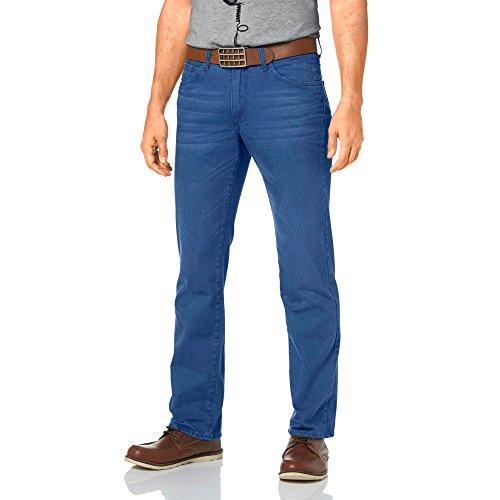 John Devin Straight-Jeans blau Gr.32