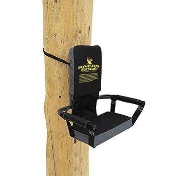 Rivers Edge RE761 Lounger Tree Seat,Black