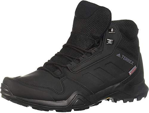 adidas Herren Terrex Ax3 Beta Mid Kletterschuhe, Schwarz (Black G26524), 45 1/3 EU