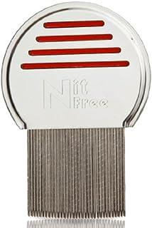 Terminator metal Lice Comb