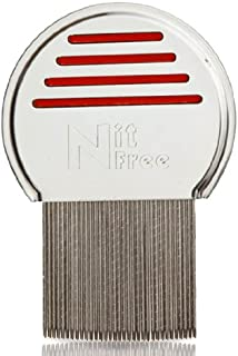 Terminator Metal Lice Comb by Fairy Tales for Kids - 1 pc Comb