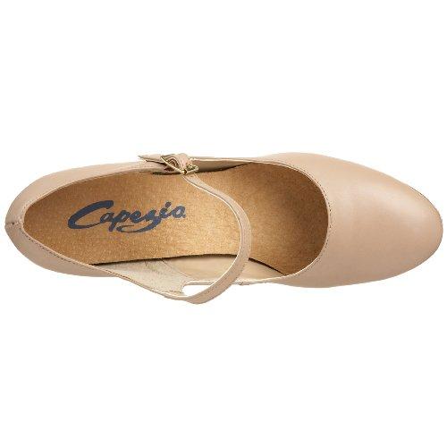 Capezio womens Manhattan Xtreme Tap Shoe Caramel 8 M US