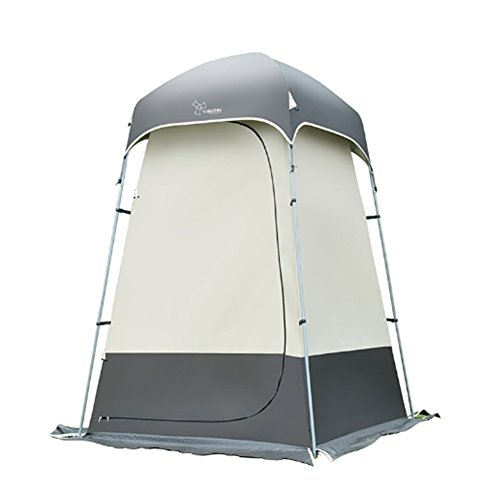 SAKEY 着替え用テント 簡易トイレ 簡易シャワー室 簡易テント キャンプテント 組立式 紫外線防止 日よけ コンパクト ビーチ 公園 アウトドア キャンプ 防災 緊急