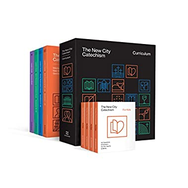The New City Catechism Curriculum (Kit):  Lessons for Our Hearts and Minds