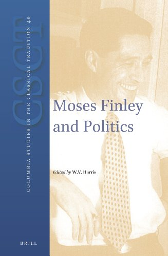 Moses Finley and Politics: 40
