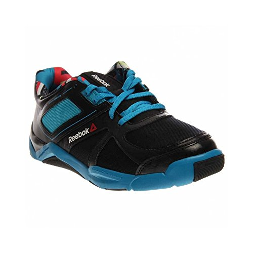 Reebok Studio Step Refresh Black/Blue Gr. 39