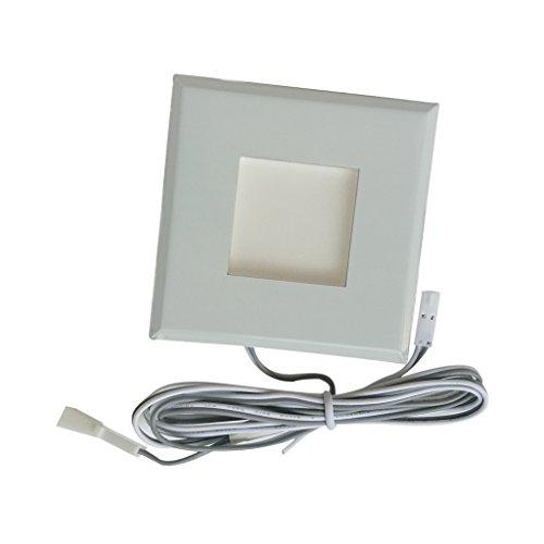900LM 12W Lampe de Cabinet Simple Efficace Blanc Chaud Veilleuse Eclairage D/écoration pour Garde-Robe Esca Viugreum Lot de 3 Tactile Lampe de Placard LED Capteur Toucher pour R/égler la Luminosit/é