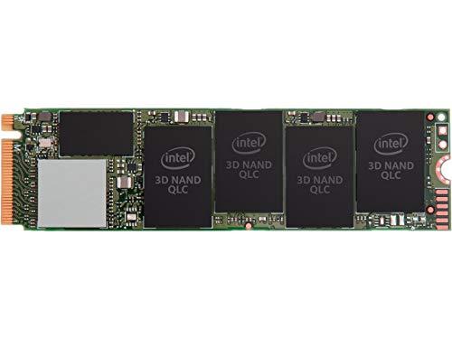 Intel SSDPEKNW010T8X1 - Unidad de estado sólido Serie 600p - Unidad de estado sólido - cifrada - 1 TB - interna - M.2 2280 - PCI Express 3.0 x4 (NVMe) - AES de 256 bits