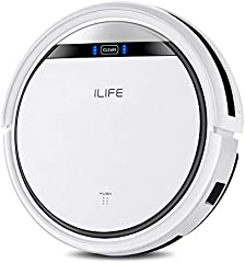 Today only and while supplies last, save on iLife V3s Robot Vacuum Cleaner. Valid only when shipped & sold by Amazon.com.