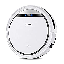 ILIFE robotic vacuum is a cheaper substitute to a roomba