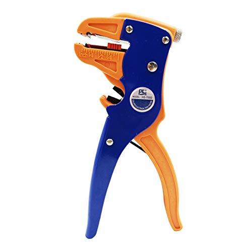 U/D Pimbuster Handwerkzeuge Automatischer Draht Abisolierzange Quetschen Druckkabelschneider Multi Stripping AWG24-10 0.2-6mm2 Crimpen 0.5-6mm2 (Color : 700D)