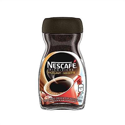 NESCAFÉ Rich Instant Coffee, 100g (Hazelnut)