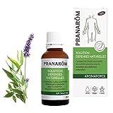 Pranarôm | Aromaforce | Solution Défenses Naturelles Bio aux 10 Huiles Essentielles | Désinfecte | Assainit | Renforce l'Immunité | 30 ml