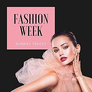 Fashion Week Runway Tracks: Beat RMX for London, Paris, New York, Milan VIP Party