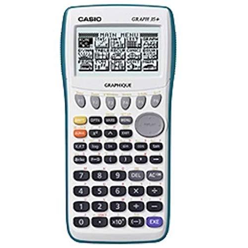 Casio Graph 35+ E-B Graphing Calculator