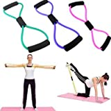 Toning Tube - Pull String is the Premier Fitness Product for Strength Training and Resistance Training Programs. This Rubber Pull String Will Help You Get In Better Shape Without The Need For a Gym Membership or The Risk Of Lifting Heavy Weights. Per...