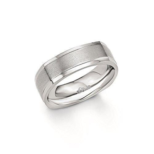 s.Oliver Herren-Ring stärkste Stelle ca. 7 mm Edelstahl Gr. 60 (19.1) 441490