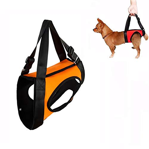 Dog lift harness vest dog recovery sling wheelchair for back legs dog hammock sling carrier small dogs leg brace dog sling clothes swing dog surgery recovery suit dog carrier walker dog wagon dog swin